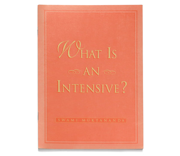What is an Intensive?