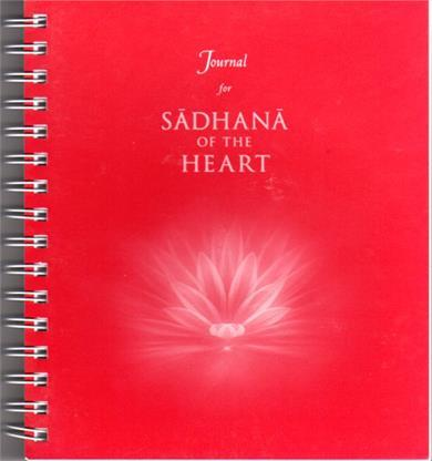 Journal for Sadhana of The Heart  - lined