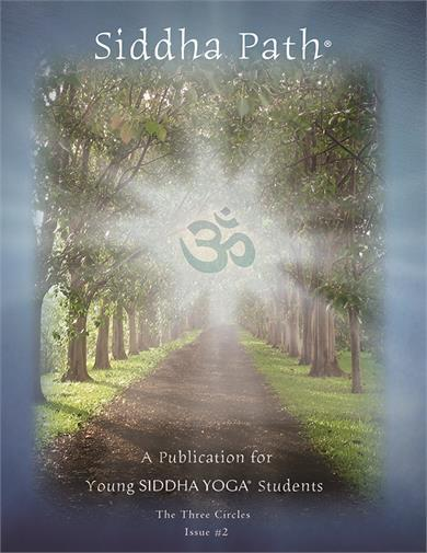 "Siddha Path, Issue Two: ""The Three Circles"""